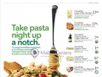 Publix (GreenWise Shrimp and Scallop Florentine Pasta) Flyer