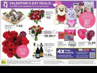 QFC Quality Food Centers (Valentine's Day deals) Flyer