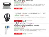 Radio Shack (Hot Offer) Flyer