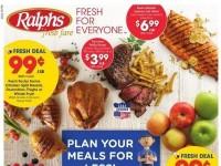 Ralphs (Fresh for everyone) Flyer