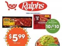 Ralphs (Hot Deals) Flyer