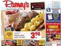 Ramey's (Special Offer - AL) Flyer