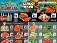 Rancho Markets (Weekly Specials) Flyer