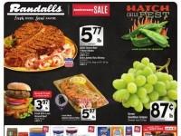 Randalls (Hot Offers) Flyer