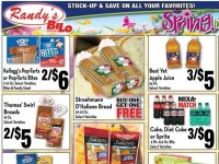 Randy's BiLo Foods (Spring Into Savings) Flyer