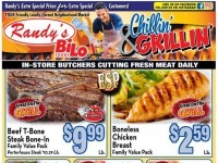 Randy's BiLo Foods (Weekly Specials) Flyer