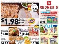 Redner's Markets (Weekly Specials) Flyer