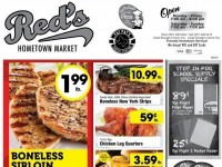 Red's Market (Hot Offers) Flyer
