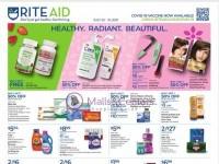 Rite Aid Pharmacy (Amazing Deals) Flyer