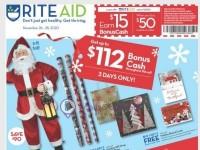 Rite Aid Pharmacy (Buy 1 Get 2 Free) Flyer