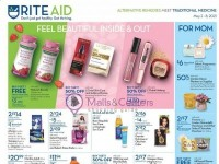 Rite Aid Pharmacy (Feel Beautiful Inside And Out) Flyer