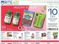 Rite Aid Pharmacy (Healthy Heart) Flyer