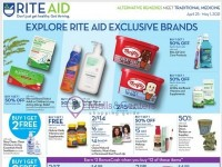 Rite Aid Pharmacy (Special Offer) Flyer