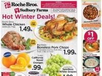 Roche Bros. Supermarkets (Special Offer) Flyer