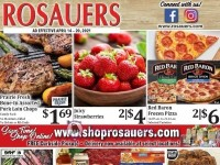 Rosauers Supermarkets (Special Offer) Flyer
