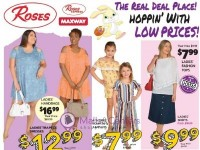 Roses Discount Stores (Special Offer) Flyer