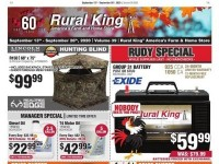 Rural King (Amazing Deals) Flyer