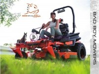 Rural King (Bad Boy Mowers) Flyer