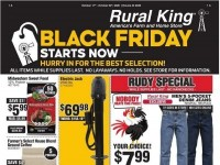 Rural King (Black Friday Special) Flyer