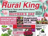 Rural King (Happy Mother's Day) Flyer