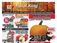 Rural King (Special Offer) Flyer