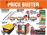 Rural King (the price buster) Flyer