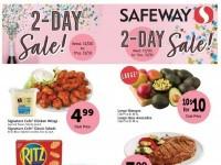 Safeway (2 days sale - CA) Flyer