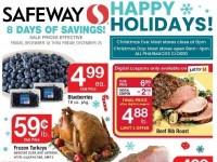Safeway (8 Days of savings - DC) Flyer