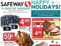 Safeway (8 Days of savings - MD) Flyer