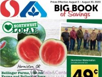 Safeway (big book of saving - OR) Flyer