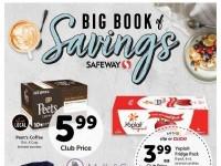 Safeway (Big Book of Savings - CA) Flyer