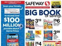 Safeway (Big book of savings - DC) Flyer