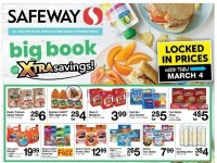 Safeway (Big Book of Savings - MD) Flyer