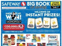 Safeway (Big Book of Savings - MD) Flyer