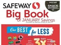 Safeway (Big Book of Savings - WY) Flyer