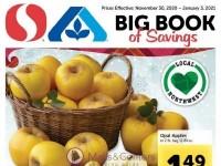 Safeway (Big Book of Savings - OR) Flyer