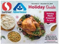 Safeway (Holiday guide - OR) Flyer