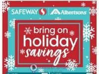 Safeway (holiday Savings - WA) Flyer
