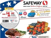 Safeway (Special Offer - CA) Flyer
