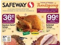 Safeway (Special Offer - DC) Flyer