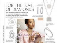 Saks Fifth Avenue (For The Love Of Diamonds) Flyer