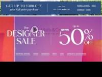 Saks Fifth Avenue (Hot deal) Flyer