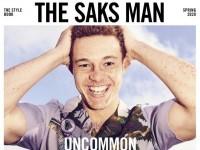 Saks Fifth Avenue (The Saks Man) Flyer