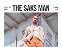 Saks Fifth Avenue (The Saks Man Summer 2020) Flyer
