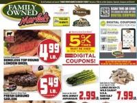 Saubel's Market (Special Offer) Flyer