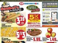 Saubel's Market (Weekly Specials) Flyer