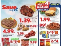 Save a Lot food store (Weekly Specials) Flyer