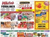 Scott's Hometown Foods (super sale) Flyer