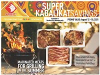Seafood City Supermarket (Special Offer) Flyer