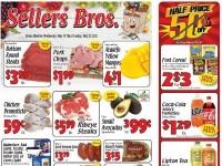 Sellers Bros. (Weekly Specials) Flyer